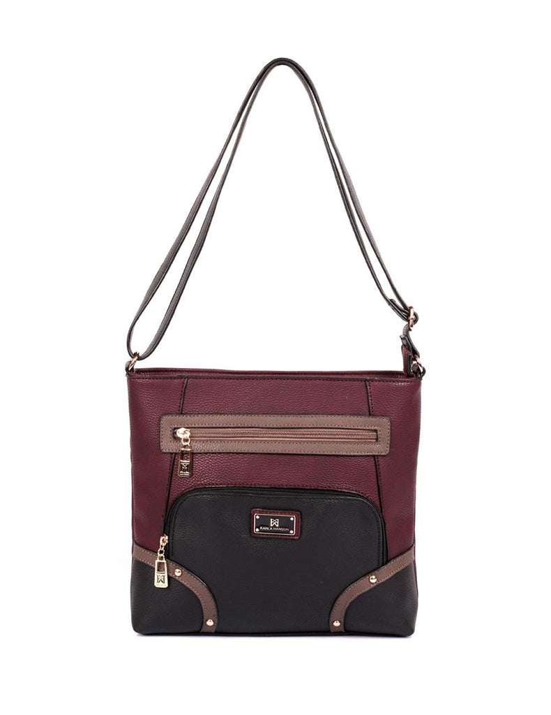 Karla Hanson Christine Women's RFID Crossbody Bag | MaxStrata