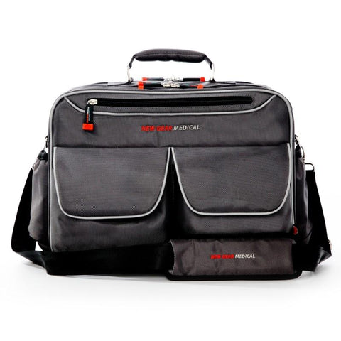 New Gear Medical The Guardian 2.0 - Deluxe Medical Laptop Shoulder Bag | MaxStrata