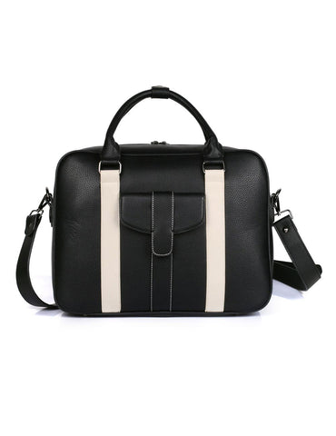 Karla Hanson Men's Professional & Travel Briefcase | MaxStrata