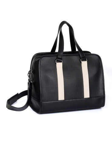 Karla Hanson Men's Professional & Travel Duffel Bag | MaxStrata