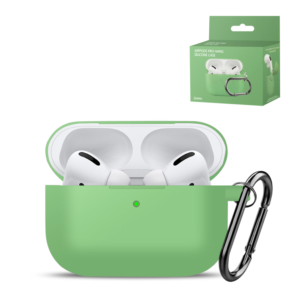 Reiko High Quality Airpods Pro Case In Green | MaxStrata