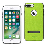 Reiko iPhone 8 Plus/ 7 Plus Rugged Texture TPU Protective Cover In Green | MaxStrata