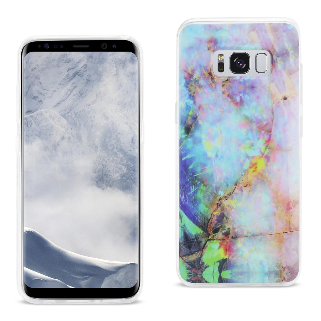Reiko Samsung Galaxy S8/ Sm Opal iPhone Cover In Mix Color | MaxStrata
