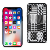 Reiko iPhone X/iPhone XS Design TPU Case With Versatile Shape Patterns | MaxStrata