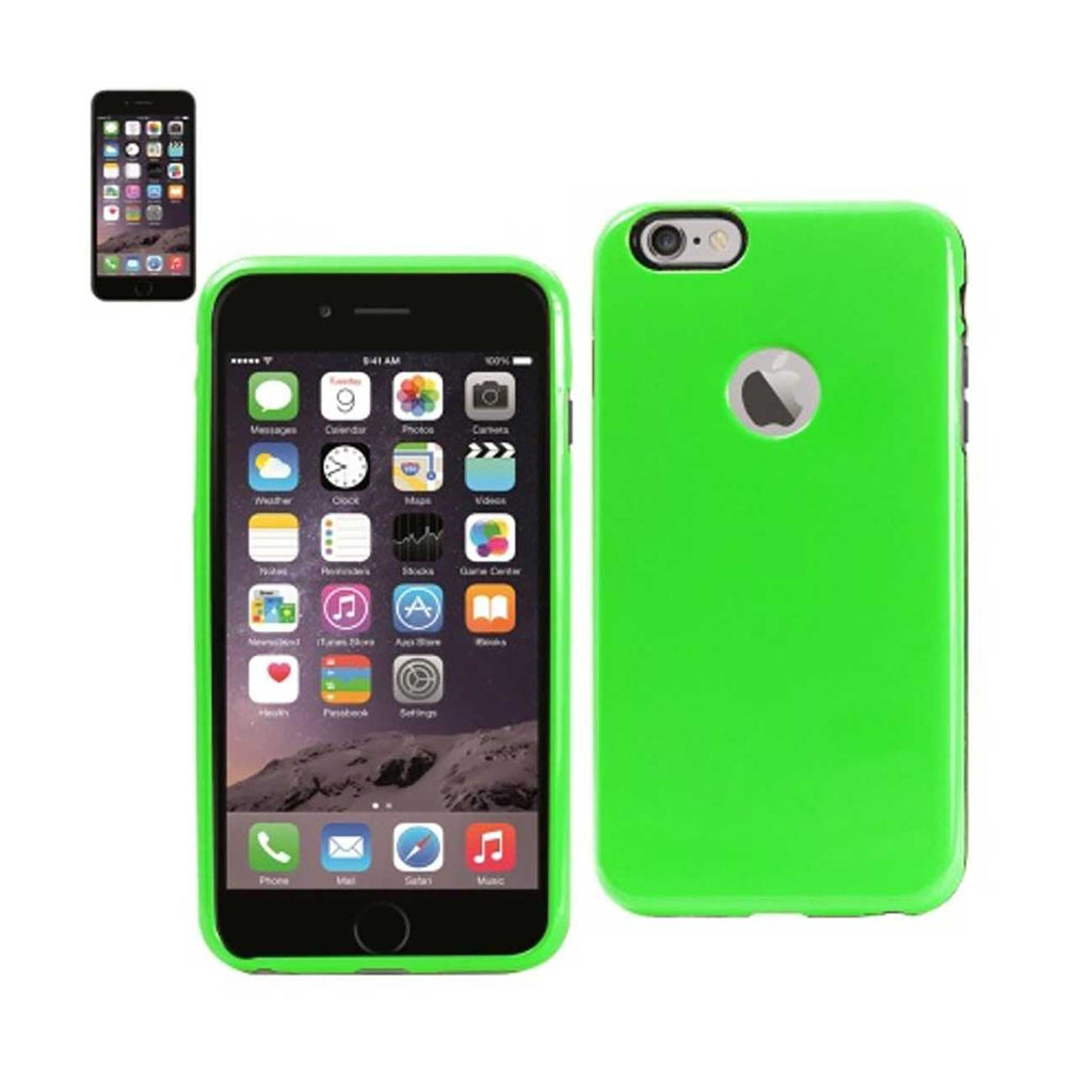 Reiko iPhone 6 Plus Slim Armor Candy Shield Case In Green | MaxStrata