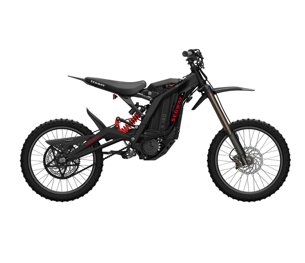 Segway Dirt eBike x160 for Adults | First Electric Dirt Bike by Segway | MaxStrata