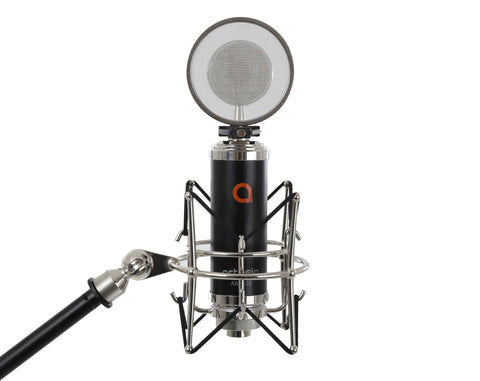 Artesia AMC-20 Cardioid Condenser Microphone with Shock Mount | MaxStrata
