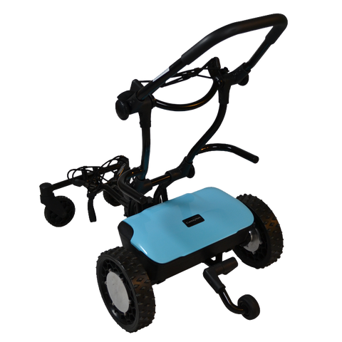 CaddyTrek R2 CaddyWraps Smart Robotic Electric Golf Caddy | MaxStrata