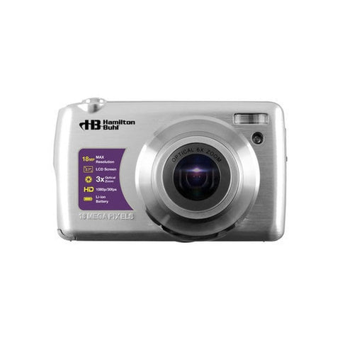 HamiltonBuhl VividPro - 18 MP, 8x Optical Zoom Lens Digital Camera | MaxStrata