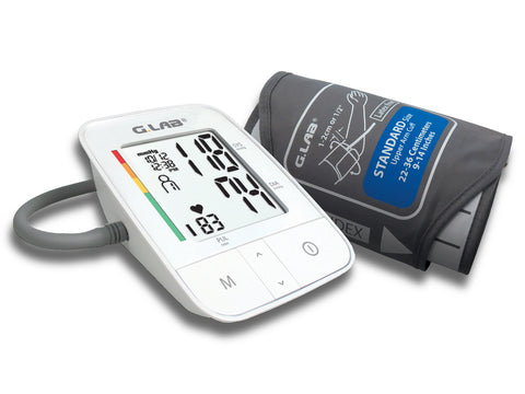 G.LAB Upper Arm Cuff Blood Pressure Monitor with Clinical Proven Accuracy | MaxStrata