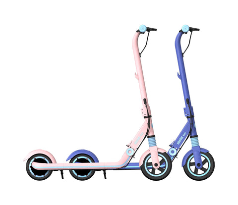 Ninebot eKickScooter E8 ZING by Segway | Designed for Children, Electric Boost Riding Mode, UL | MaxStrata