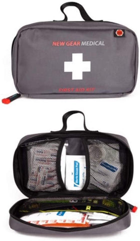 New Gear Medical The Savior - Anti-Microbial First Aid Kit | MaxStrata