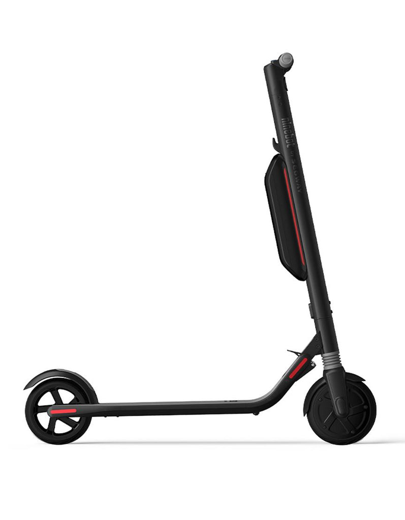 Ninebot Electric KickScooter ES4 by Segway Upgraded Motor, w 2nd Battery, Pro E Kick Scooter Offroad