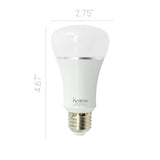 iView ISB610 Smart Bulb - E27/E26 Multi-Color LED WiFi Light Bulb | MaxStrata