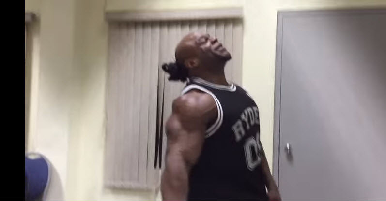 Bodybuilders Can Sing Too