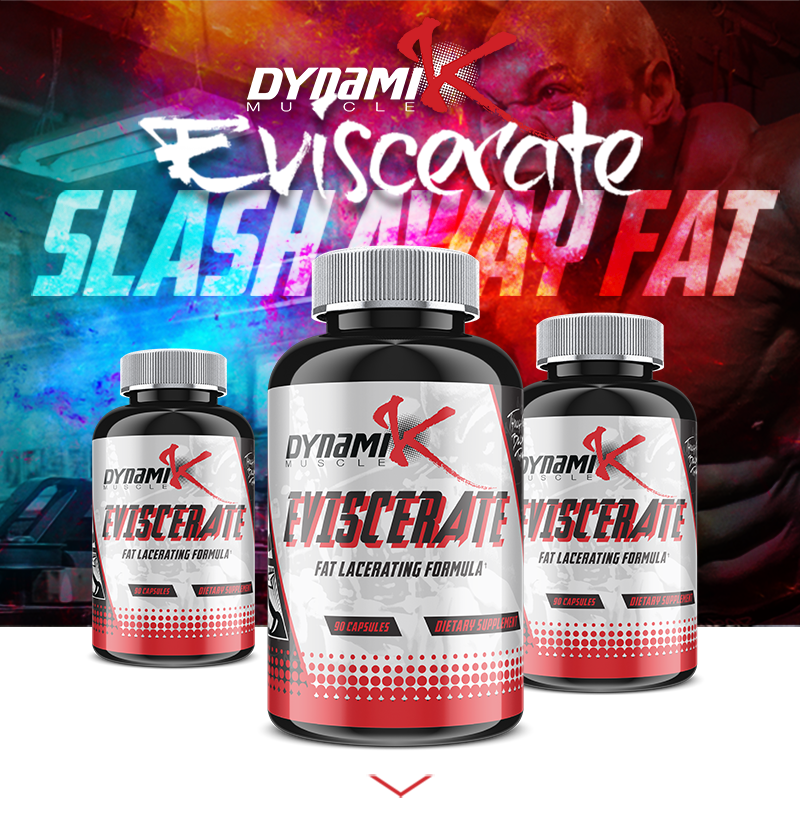 Eviscerate - Fat Burning Thermogenesis