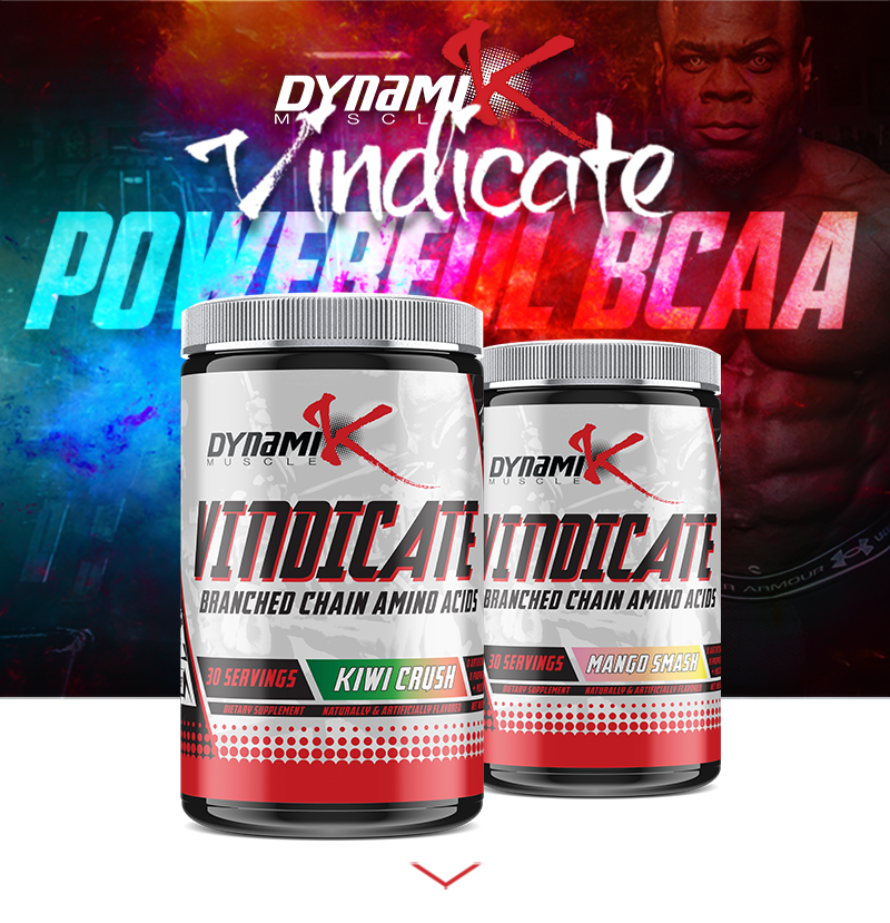 Vindicate - Powerful BCAA - Multivitamin Formula