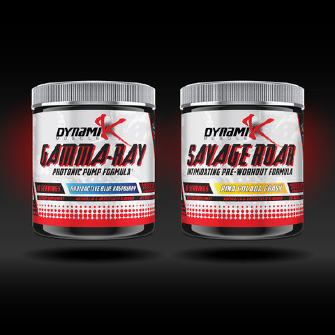 Kai's Pre-Workout Stack - Dynamik Muscle