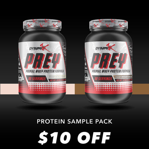 Protein Sample Pack - Dynamik Muscle