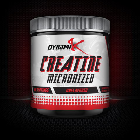 Creatine Micronized - Rapid Recovery Formula