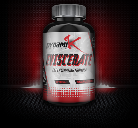 Eviscerate - Extreme Fat Burning Thermogenesis - Dynamik Muscle