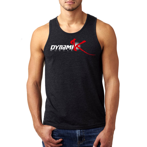 Dynamik Muscle Tank Top - Dynamik Muscle