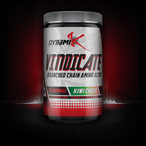 Vindicate - Branched Chained Amino Acids - Dynamik Muscle