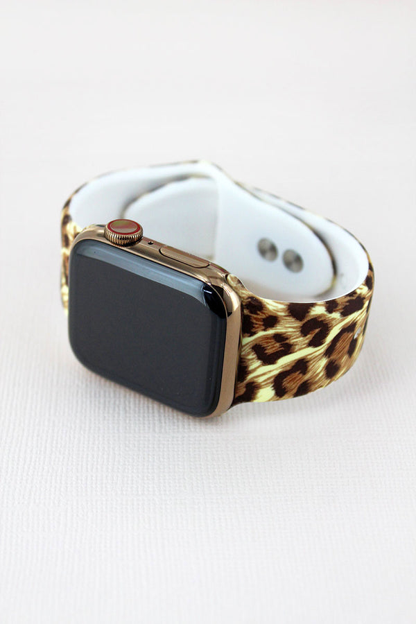 Leopard Adjustable Band for Apple Watch