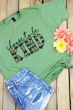 Choose To Be Kind Unisex Blend Tee