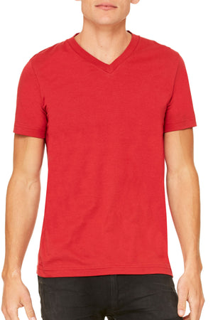 Little Red Corvette Unisex V-Neck Tee #3005