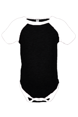 Rabbit Skins Infant Baseball Fine Jersey Bodysuit *Personalize It