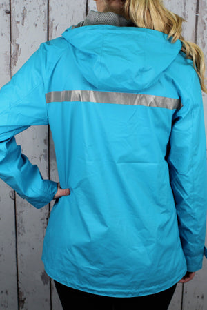 Charles River Women's New Englander Wave Rain Jacket #5099 *Customizable!