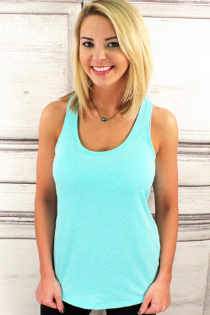 Next Level Racerback Terry Tank #6933 *Customizable!