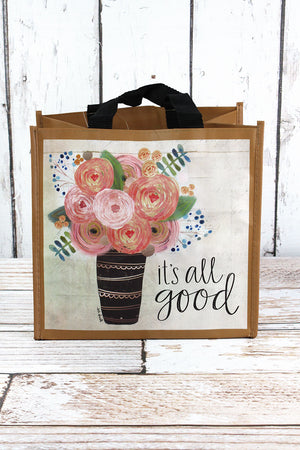 It's All Good Small Gift Tote