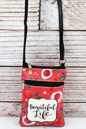 Beautiful Life Crossbody Bag
