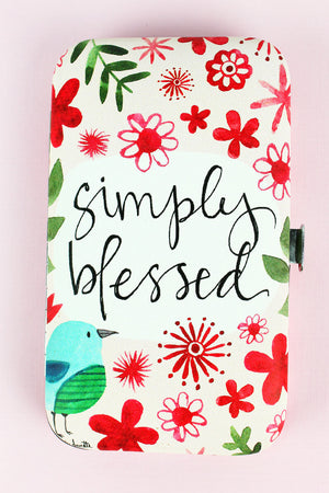 Simply Blessed Manicure Set