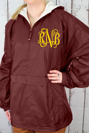 Charles River Classic Solid Pullover, Maroon *Customizable!