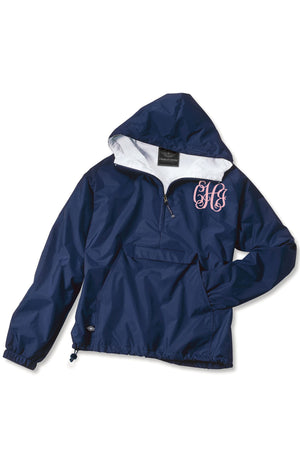 Charles River Classic Solid Pullover, Navy *Customizable!