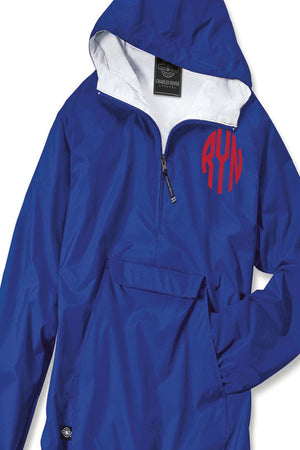 Charles River Classic Solid Pullover, Royal *Customizable!