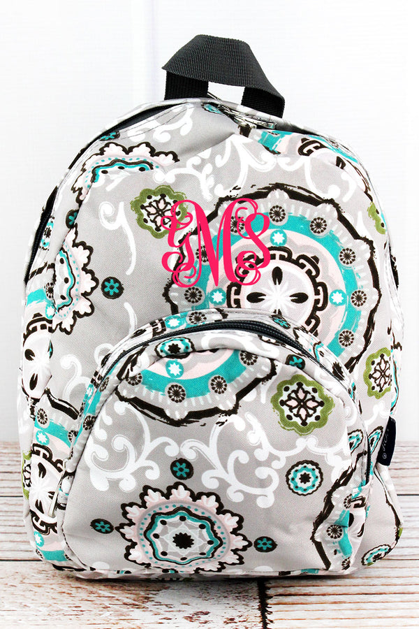 Garden View Small Backpack