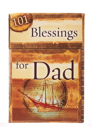 101 Blessings for Dad Promise Cards