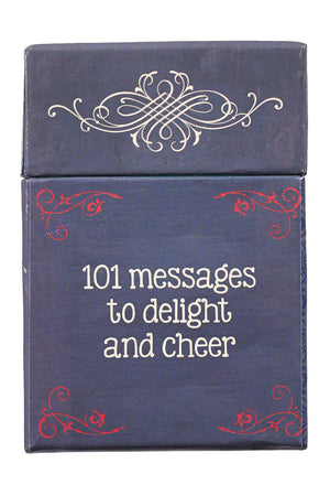 101 Blessings of Joy Promise Cards