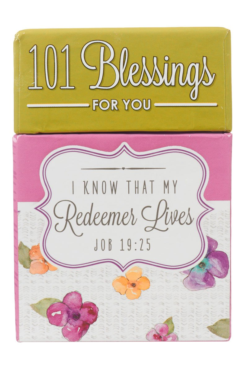 101 Blessings For You Promise Cards