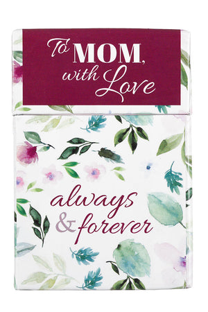 101 Blessings 'To Mom With Love' Cards