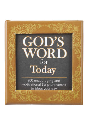 200 'God's Word for Today' Boxed Cards