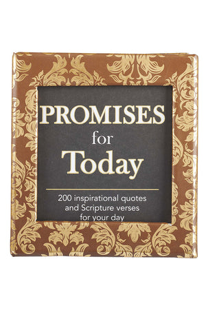 200 'Promises for Today' Boxed Cards