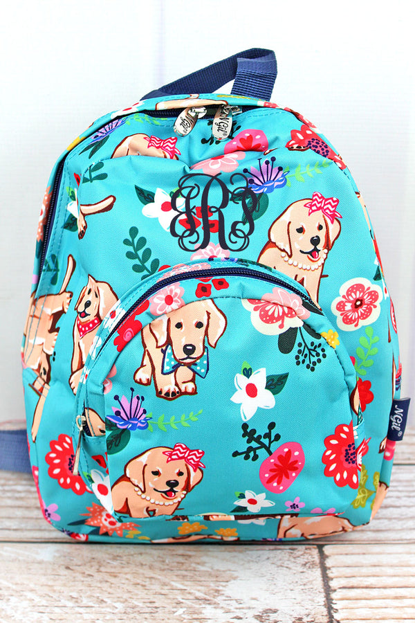 Dapper Dogs Small Backpack