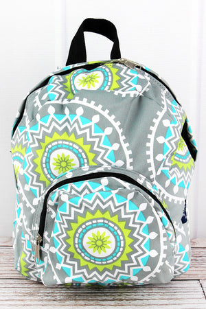 Mandala Garden Small Backpack