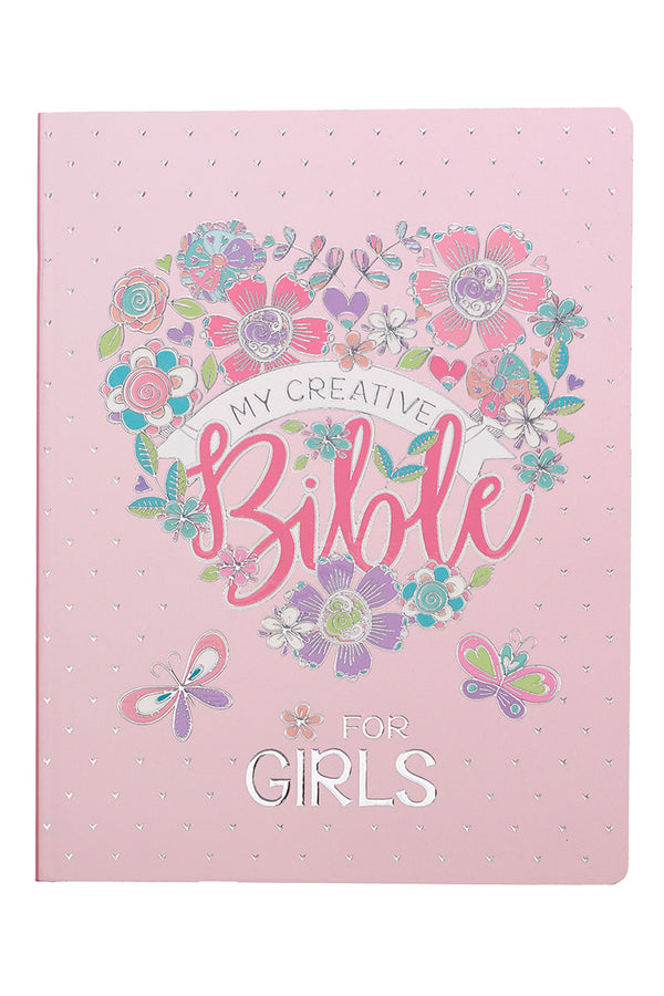 Pink My Creative Bible For Girls