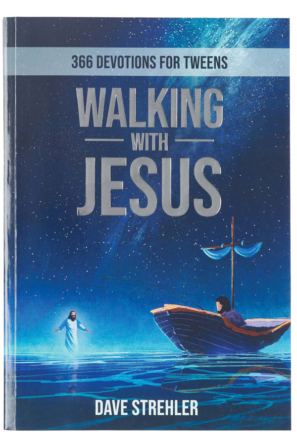 Walking With Jesus Devotional For Tweens
